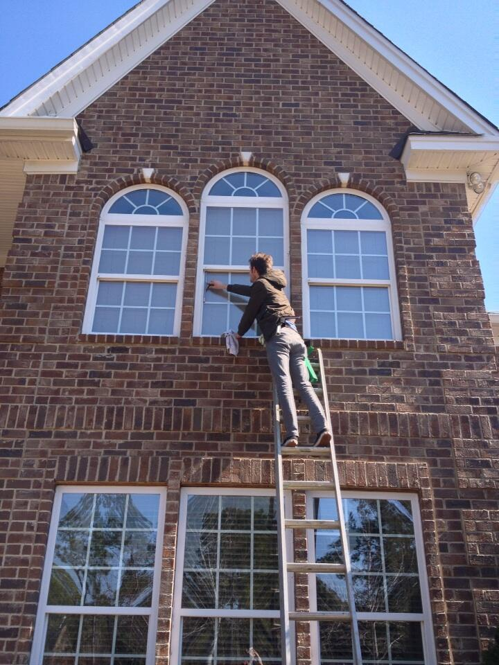 Residential window cleaning for Window washing