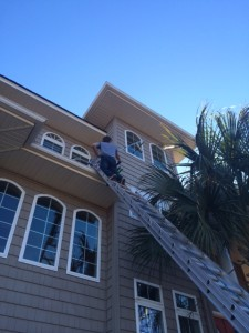 residential window cleaning in myrtle beach, south carolina